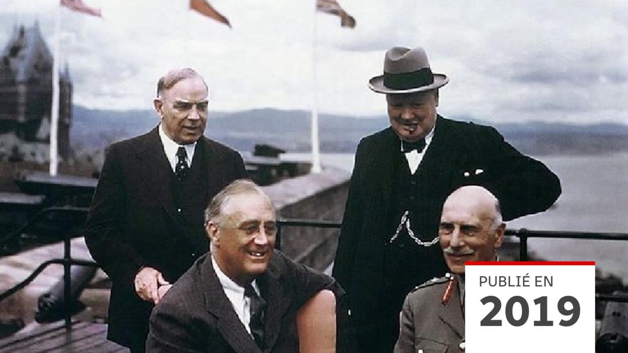 Hommage au soldat québécois dont le silence a (peut-être) permis de vaincre Hitler