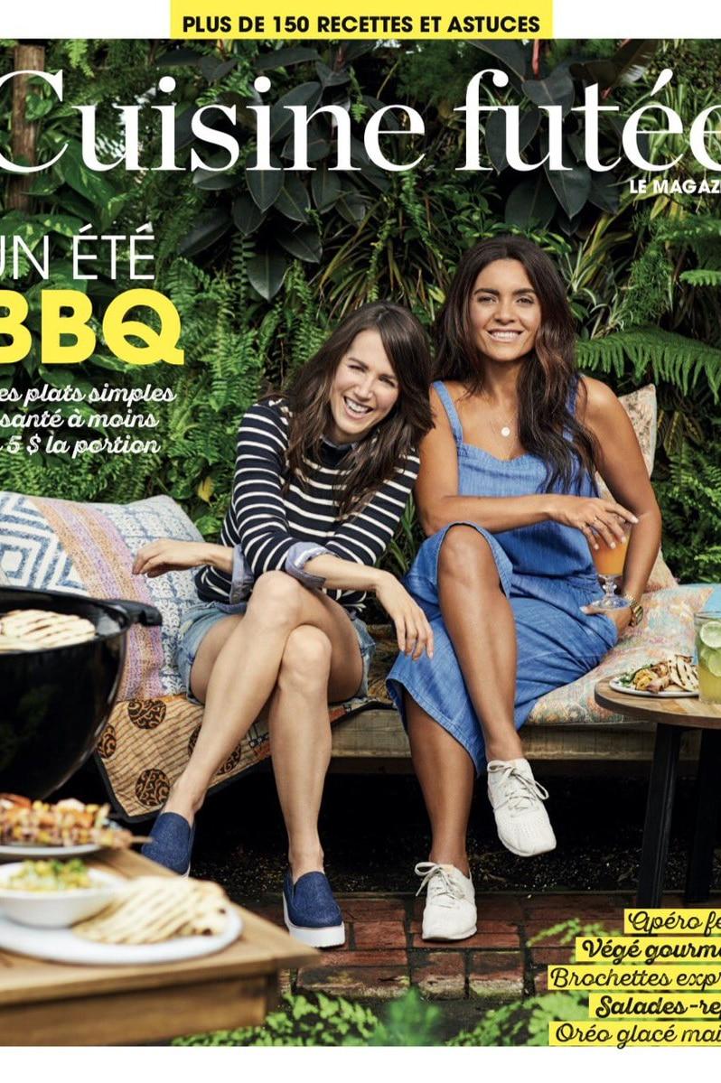 Magazine Cuisine Futee Un Ete Bbq Bonjour La Cote