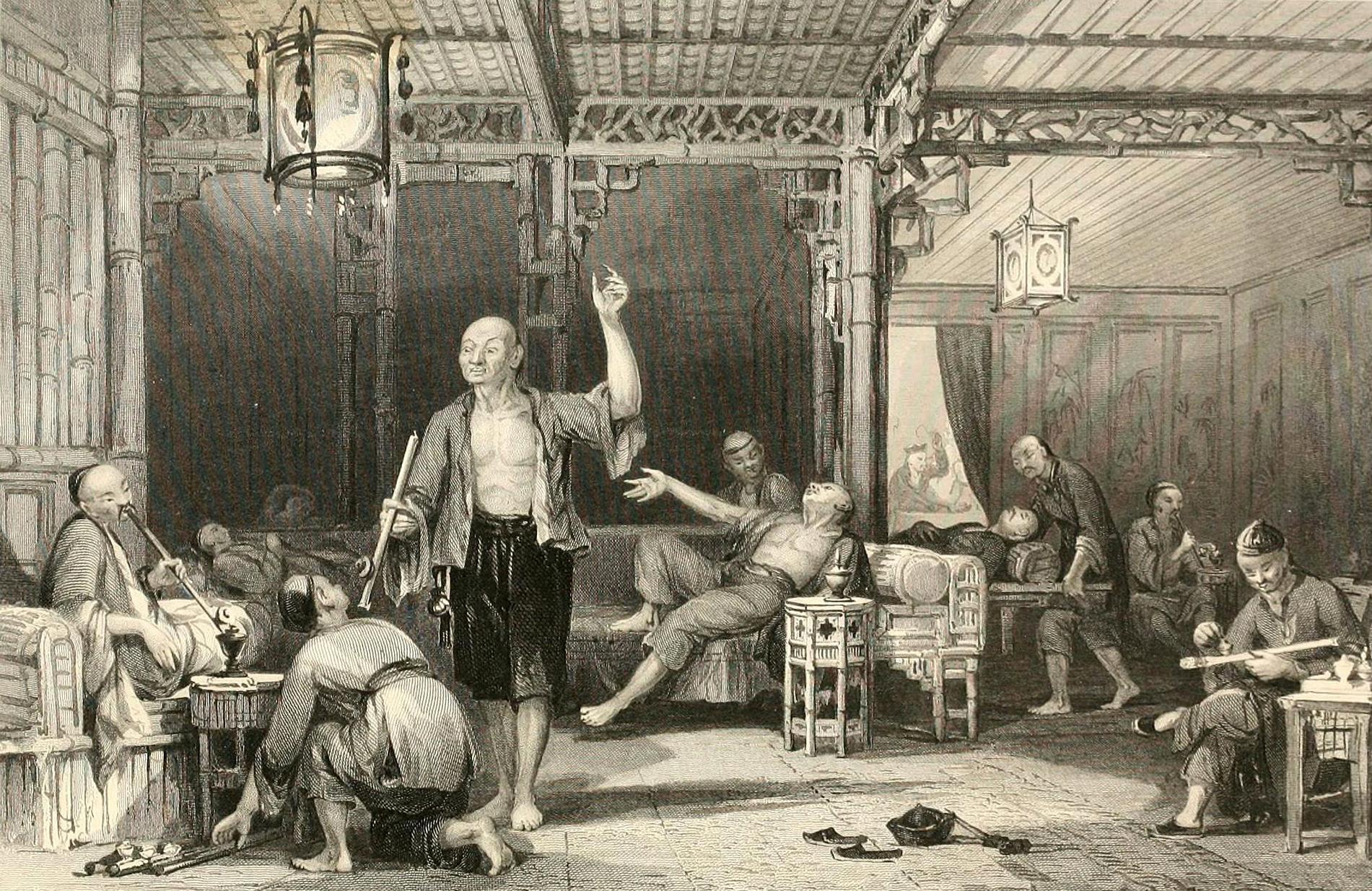 Les guerres de l'opium du 19e siècle en Chine | Aujourd'hui l'histoire