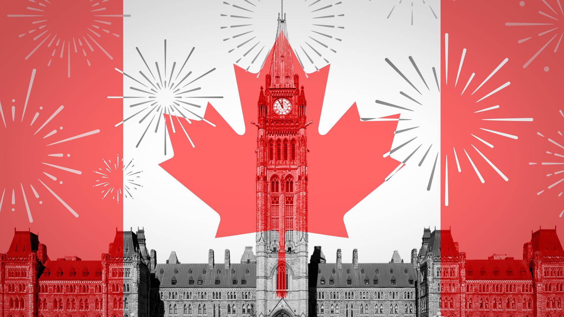 Les fêtes du Canada qui ont marqué l'histoire