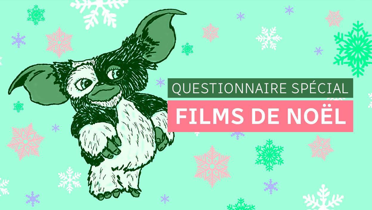 Questionnaire spécial films de Noël!