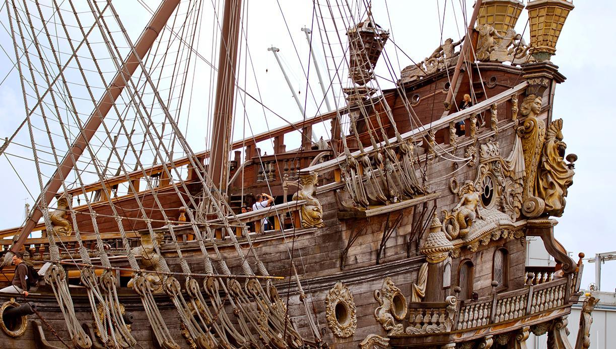 Jeu-questionnaire, spécial « films de pirate »