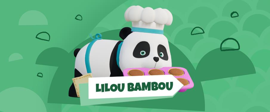 Lilou bambou