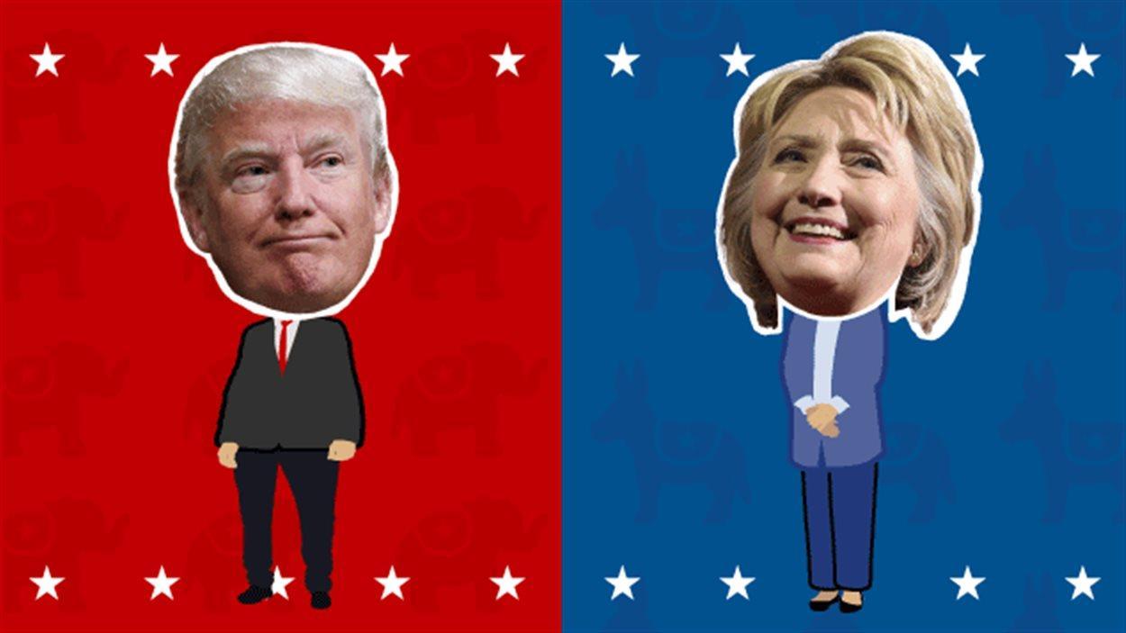 Veille de débat présidentiel