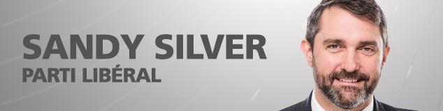 Sandy Silver, chef du Parti libéral du Yukon
