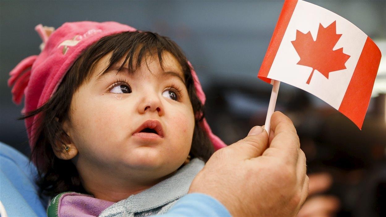 Réfugiés syriens dans l'Ouest, un an plus tard