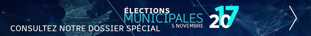 Notre dossier sur les élections municipales 2017 au Québec