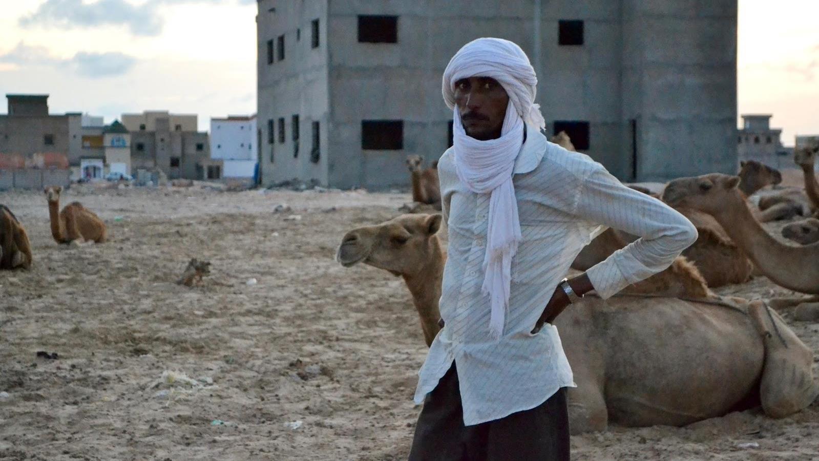 Jamel Ould Abdou, 56 ans, berger urbain