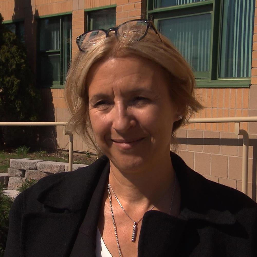 La Dre Sonia Lupien, directrice du Centre d'études sur le stress humain (CESH) de l'Institut universitaire en santé mentale de Montréal