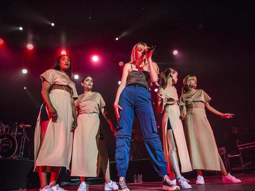 Angèle en concert le 16 juin 2019 aux FrancoFolies de Montréal