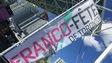 Une bannière de la Franco-Fête de Toronto