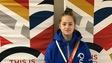 La judoka Sophie Lapointe