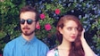 jeune homme et jeune femme