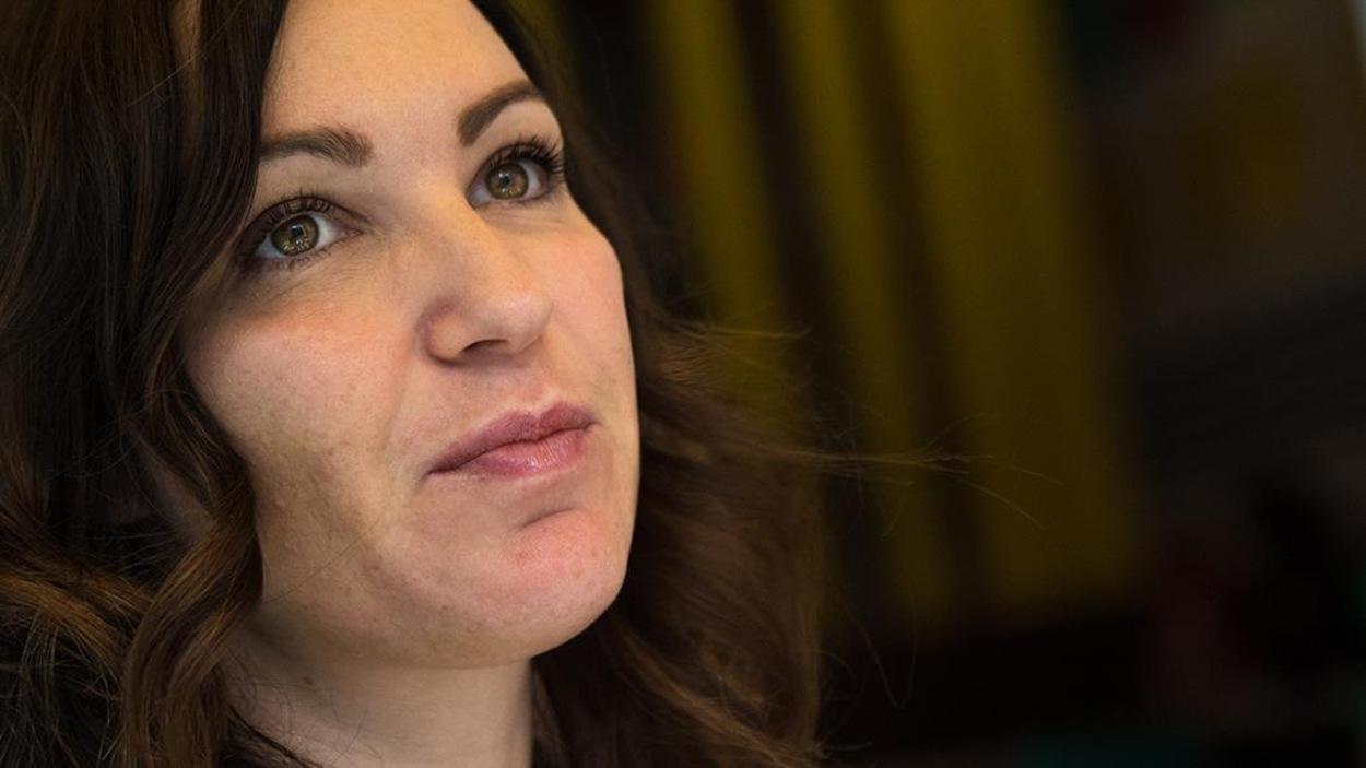 L'autrice Geneviève Pettersen