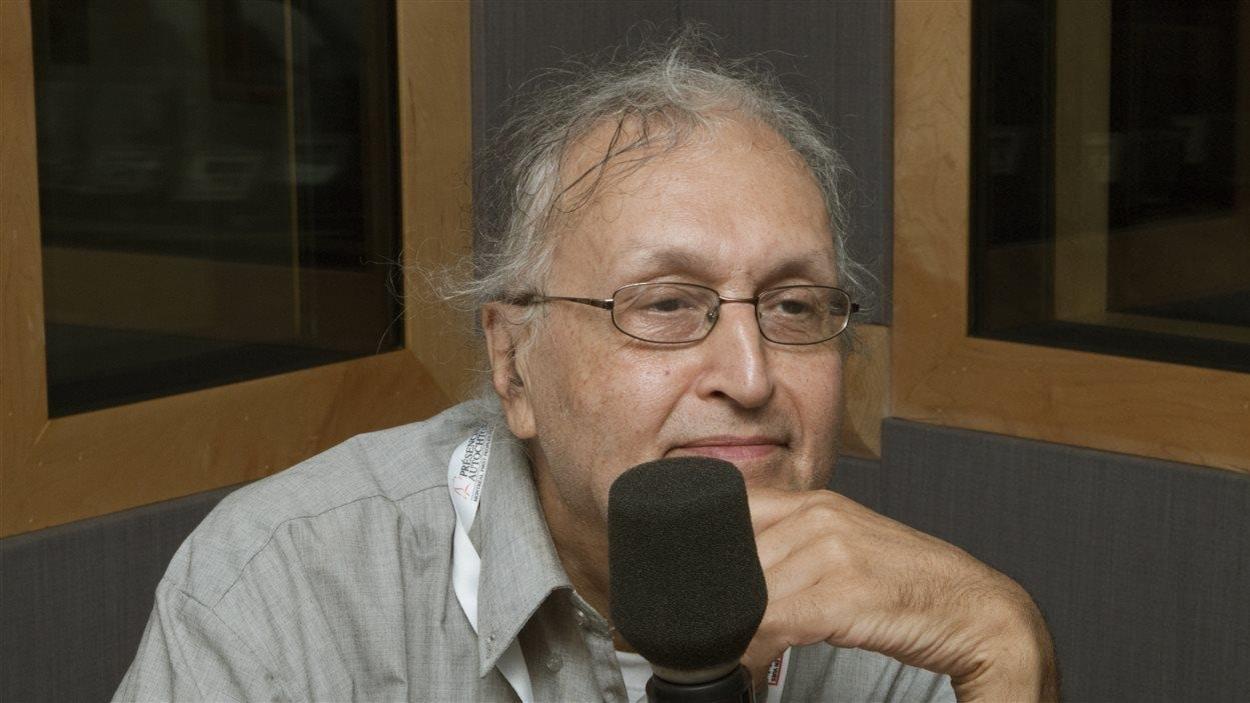 André Dudemaine, directeur du Festival Présence autochtone