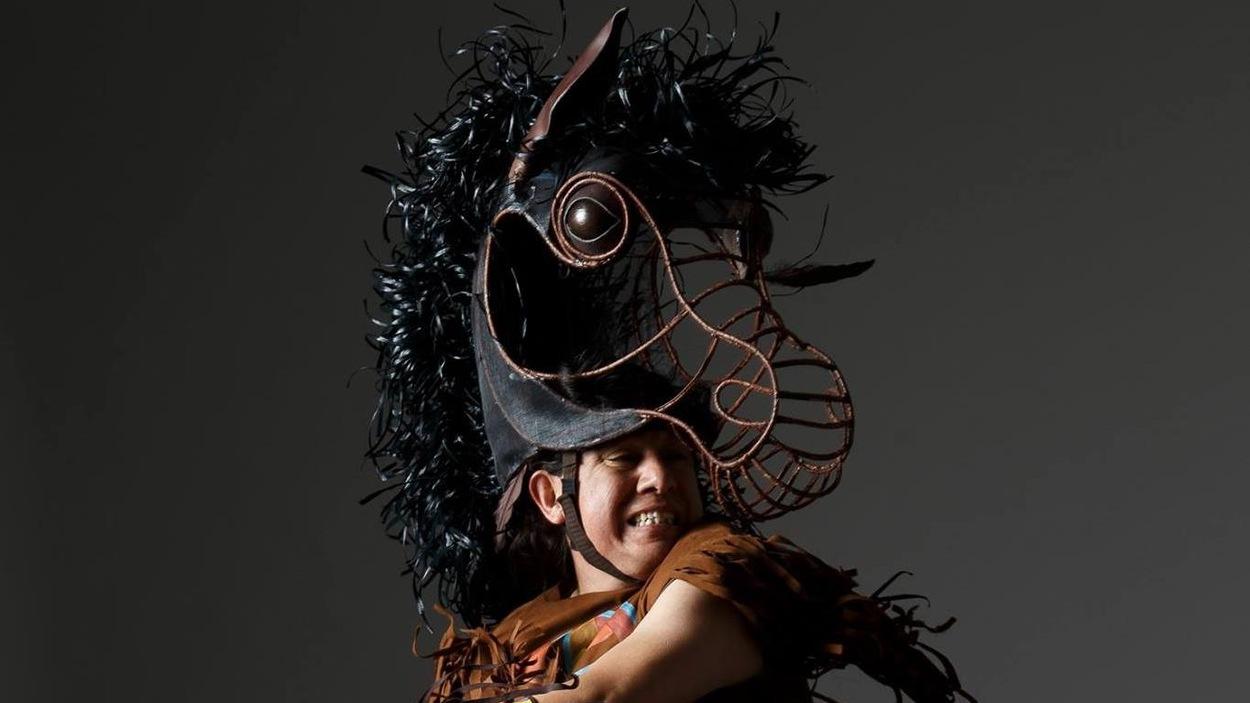 Carlos Rivera, artiste résident à l'École nationale de théâtre du Canada