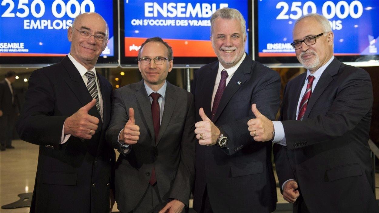 Décès de l'ex-ministre libéral Jacques Daoust à l'âge de 69 ans