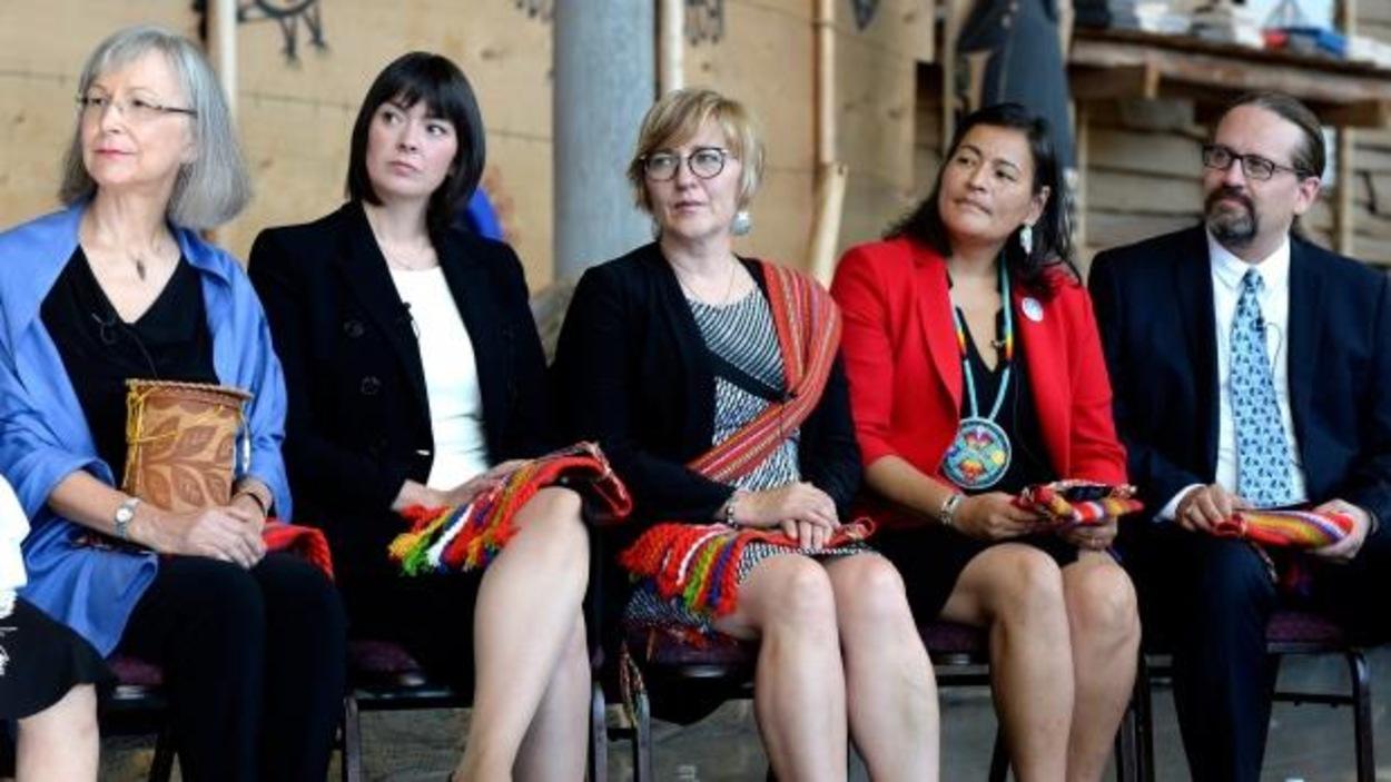 Enquête sur les femmes autochtones:des organismes de première ligne insistent pour se faireentendre