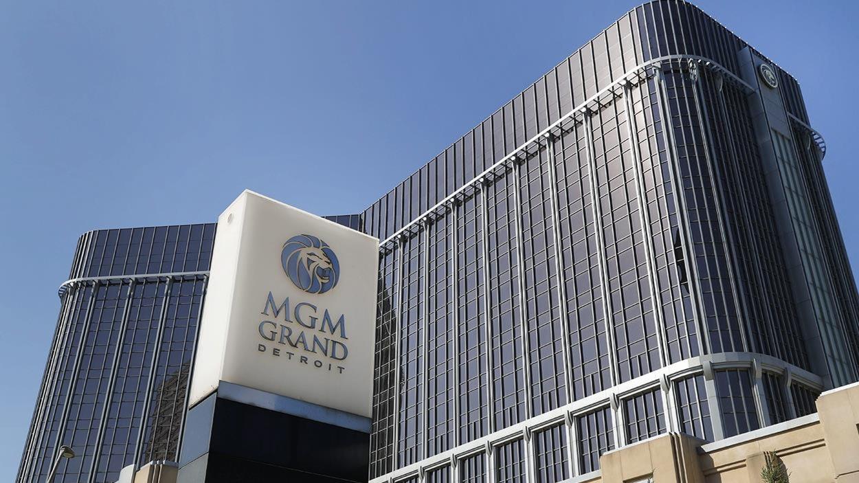 L'hôtel MGM Grand Detroit, où Chris Cornell a été retrouvé mort