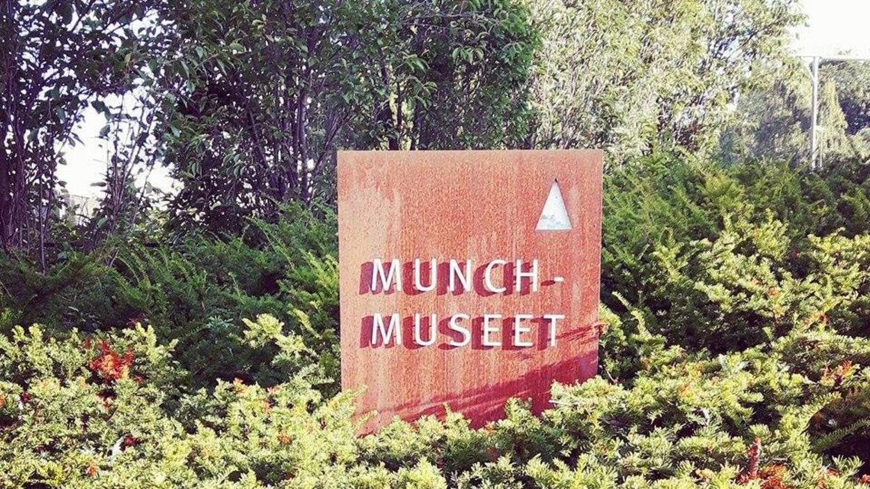 Le Munch Museum, en Norvège, où Charlotte travaille.
