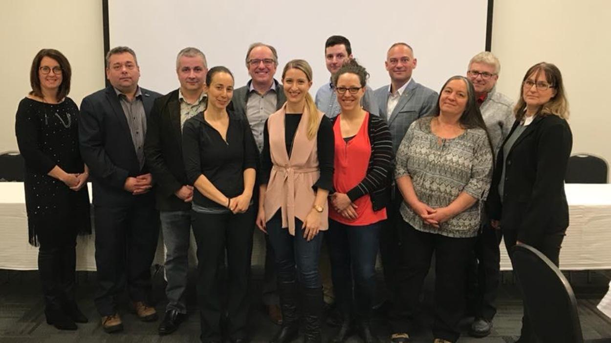 Un groupe de travail s'est réuni le 17 avril afin de penser le nouveau pôle régional d'innovation.