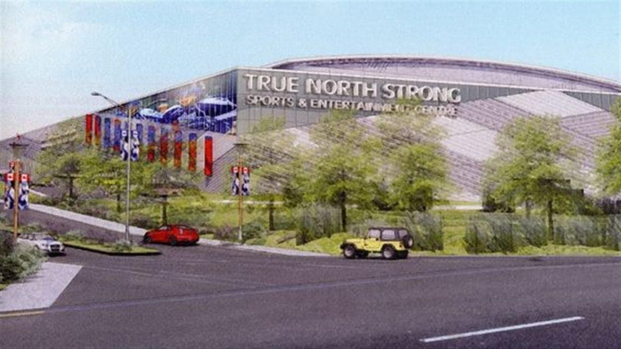 Projet True North Strong