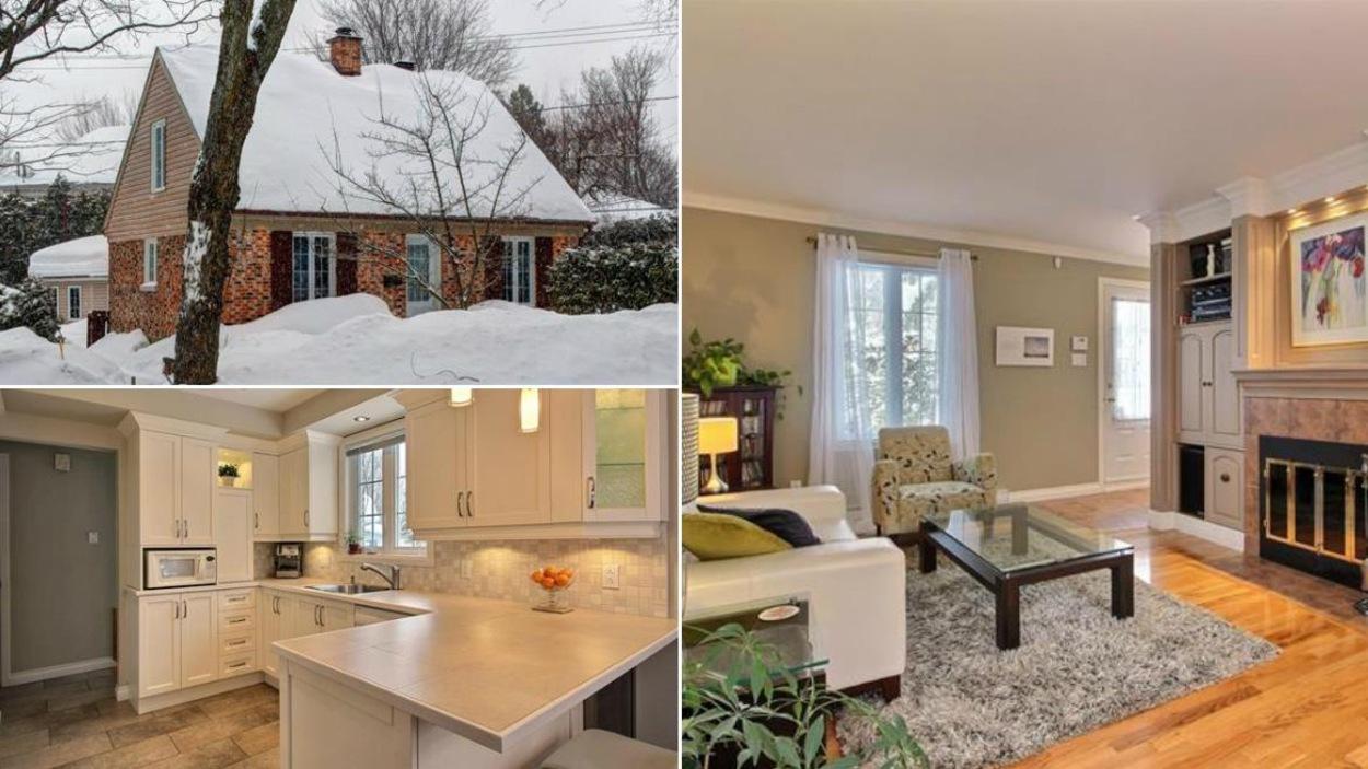 Maison à vendre à Québec