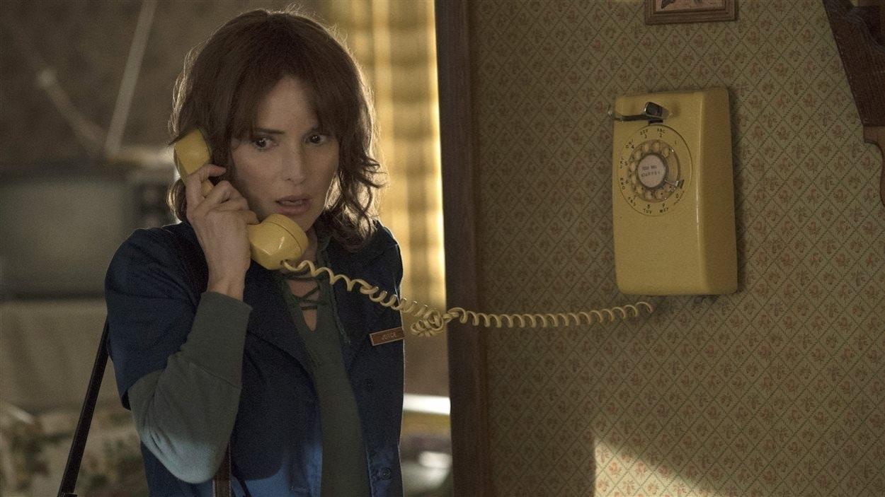 Winona Ryder dans la série « Stranger Things », diffusée sur Netflix