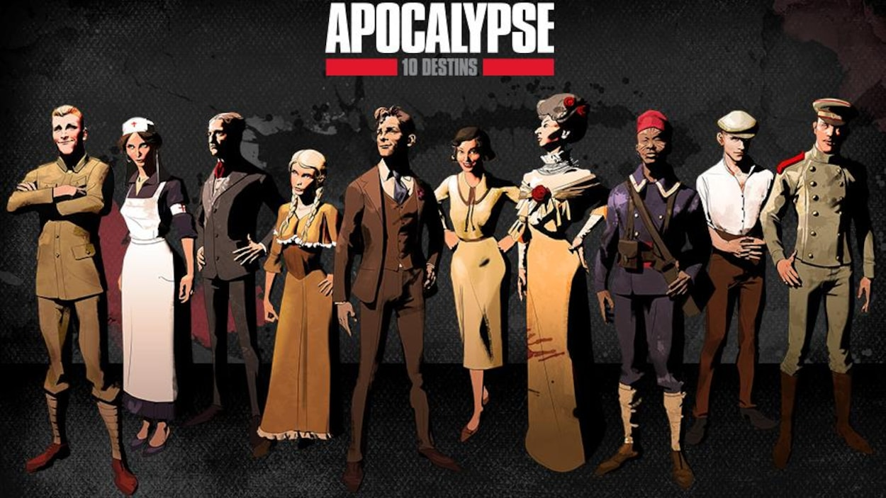 Apocalypse 1 destins.