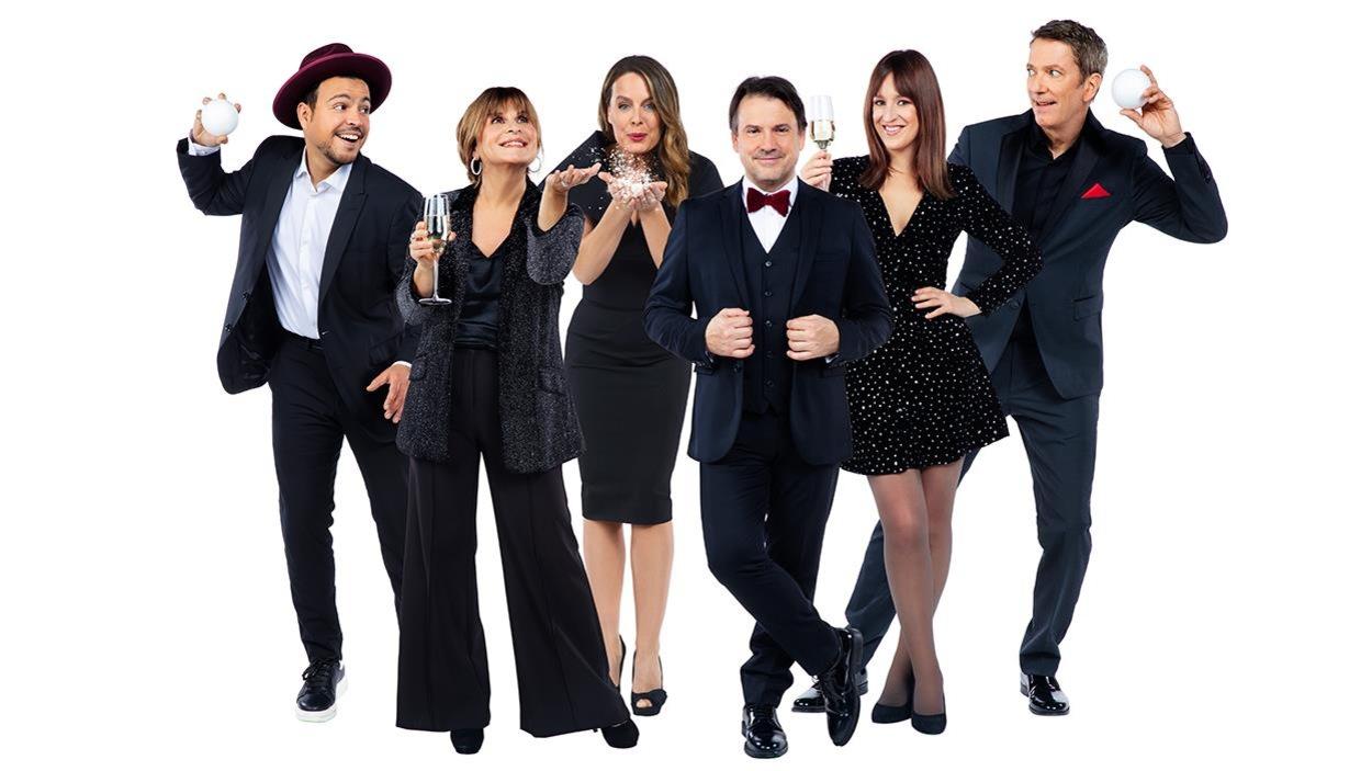 Mehdi Bousaidan, Guylaine Tremblay, Julie Le Breton, Claude Legault, Anne-Élisabeth Bossé et Patrice L'Ecuyer.