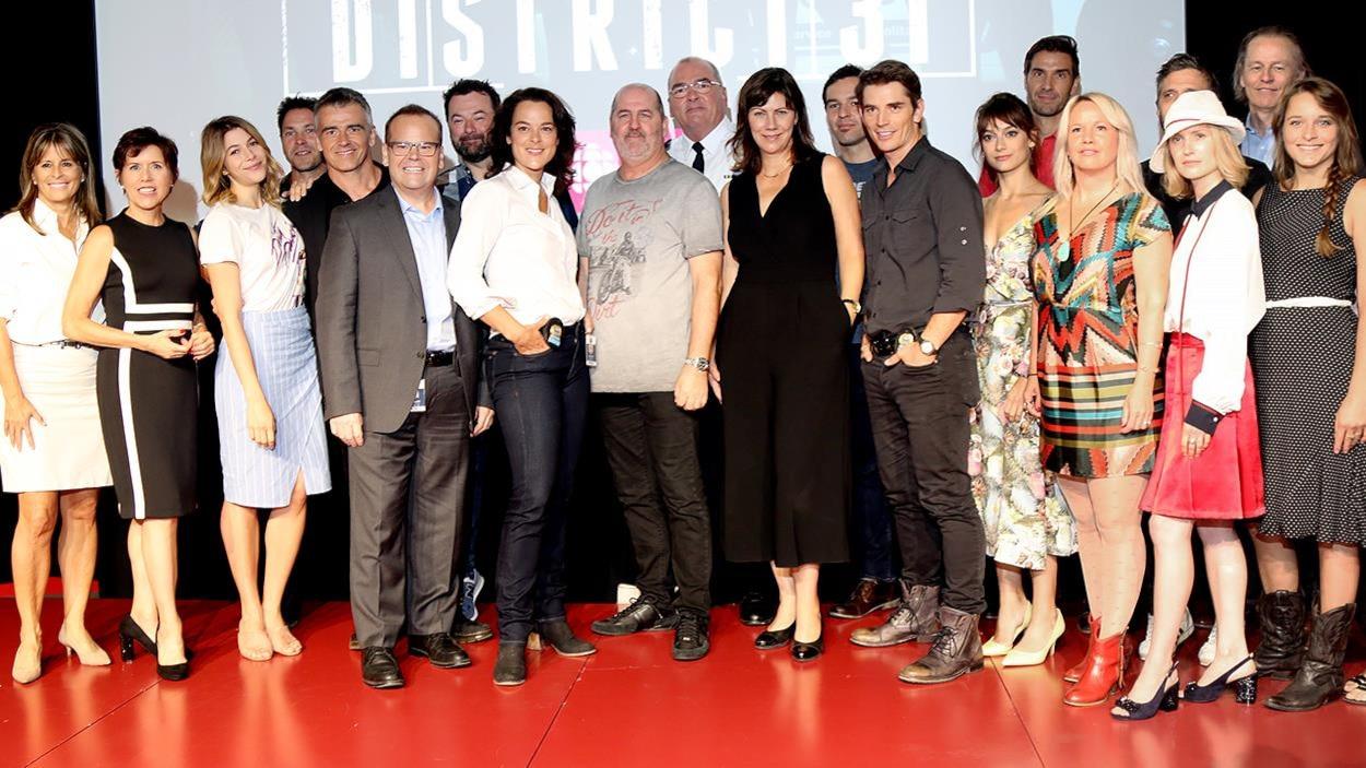 District 31 quatre mois plus tard ici radio - Tous les personnages de violetta ...