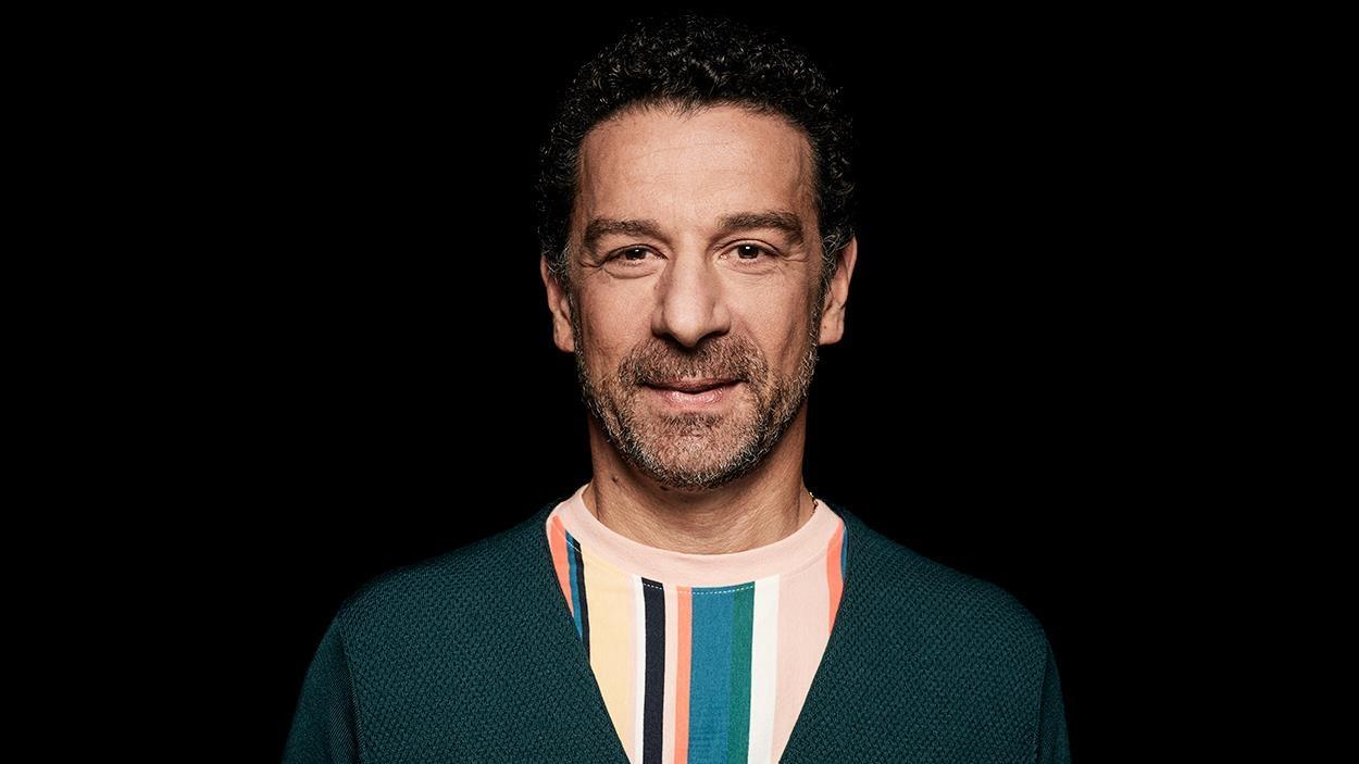 Portrait de Pasquale Vari.