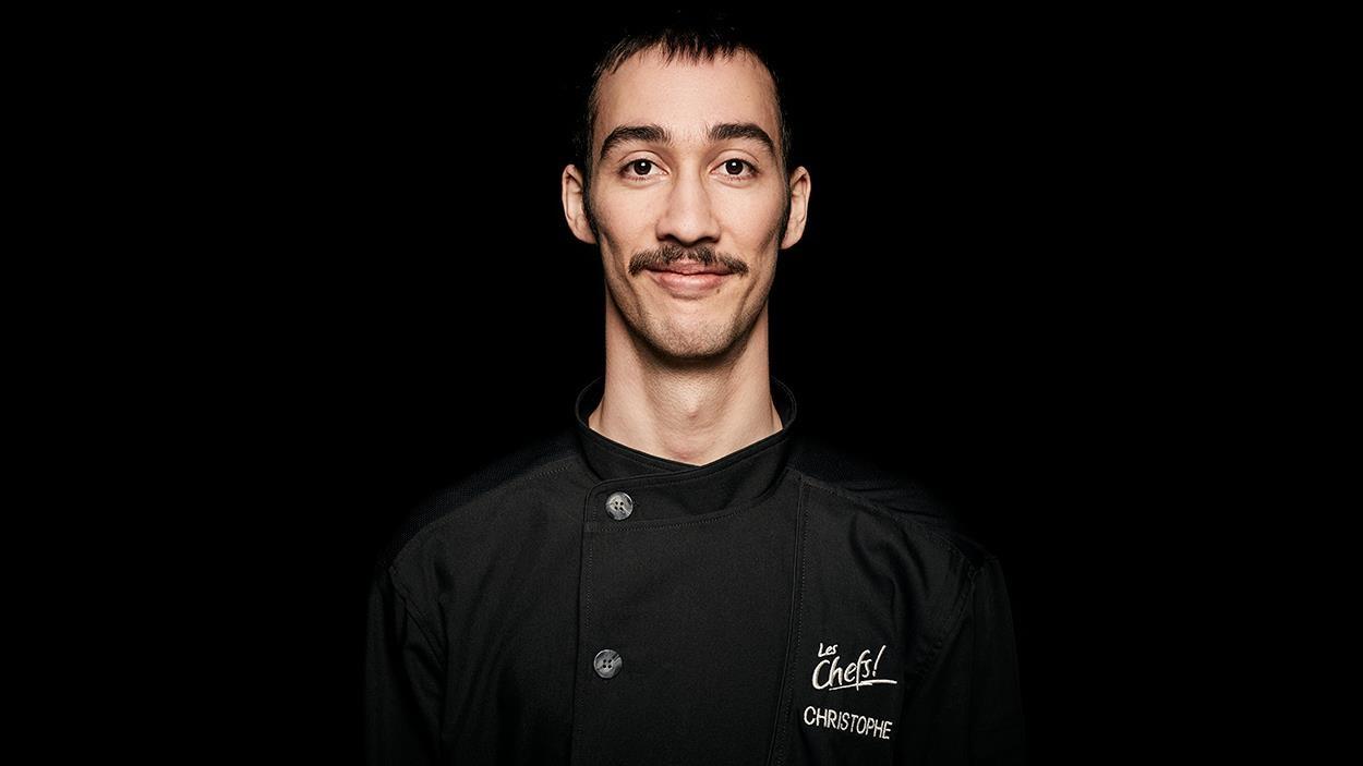 Portrait de Christophe.