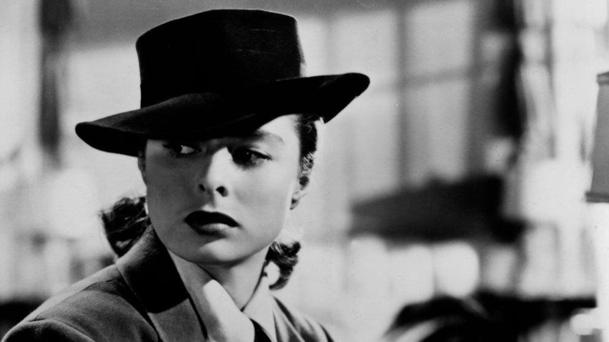 Ingrid Bergman dans le rôle titre