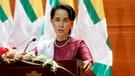 Exode des Rohingyas: Aung San Suu Kyi brise le silence