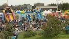 La Fête mondiale du jeu fait le bonheur des tout-petits à Québec
