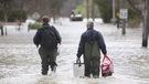 Inondations: qui a reçu les 20,5M$ versés par Québec jusqu'à maintenant?