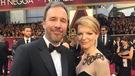 Denis Villeneuve sur le tapis rouge des Oscars