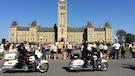 Hommage aux policiers morts en service