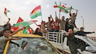 Référendum d'autodétermination: les Kurdes irakiens aux urnes