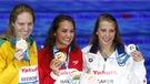 Kylie Masse bat le record du monde au 100 m dos