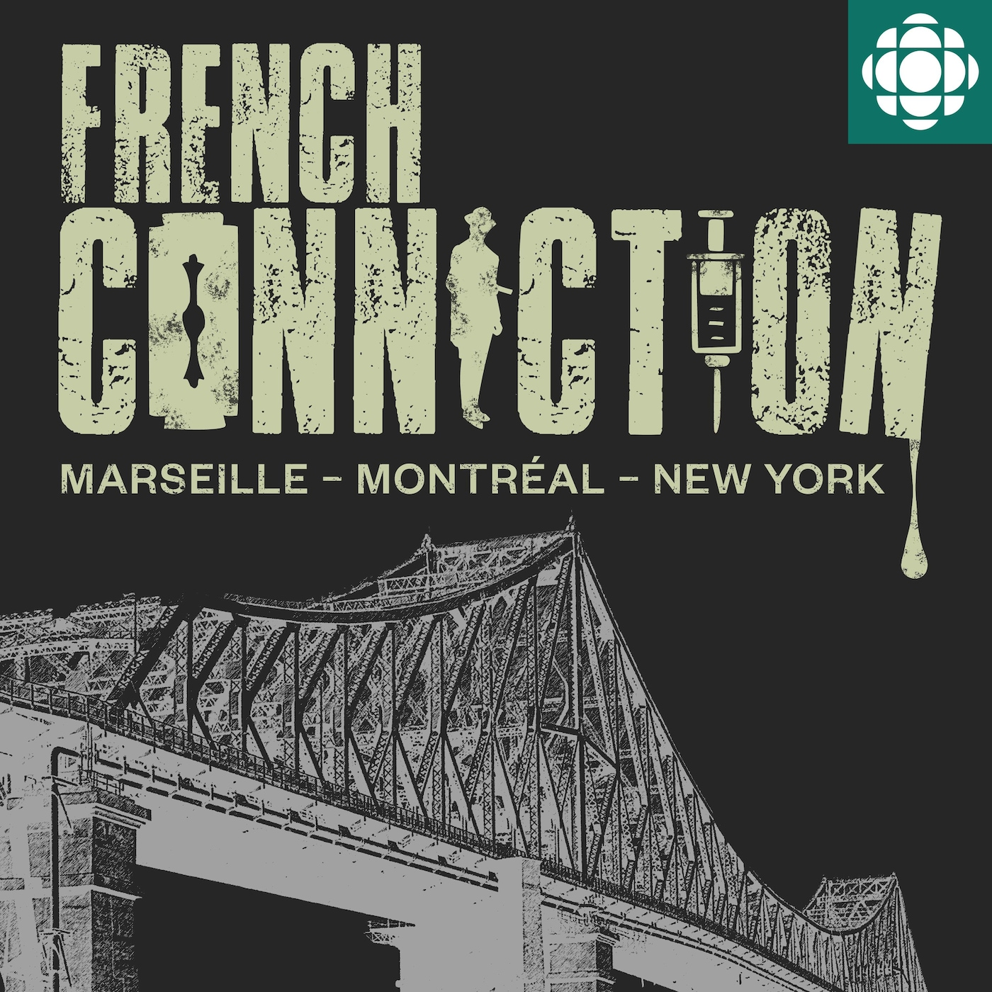 French Connection: Marseille, Montréal, New York