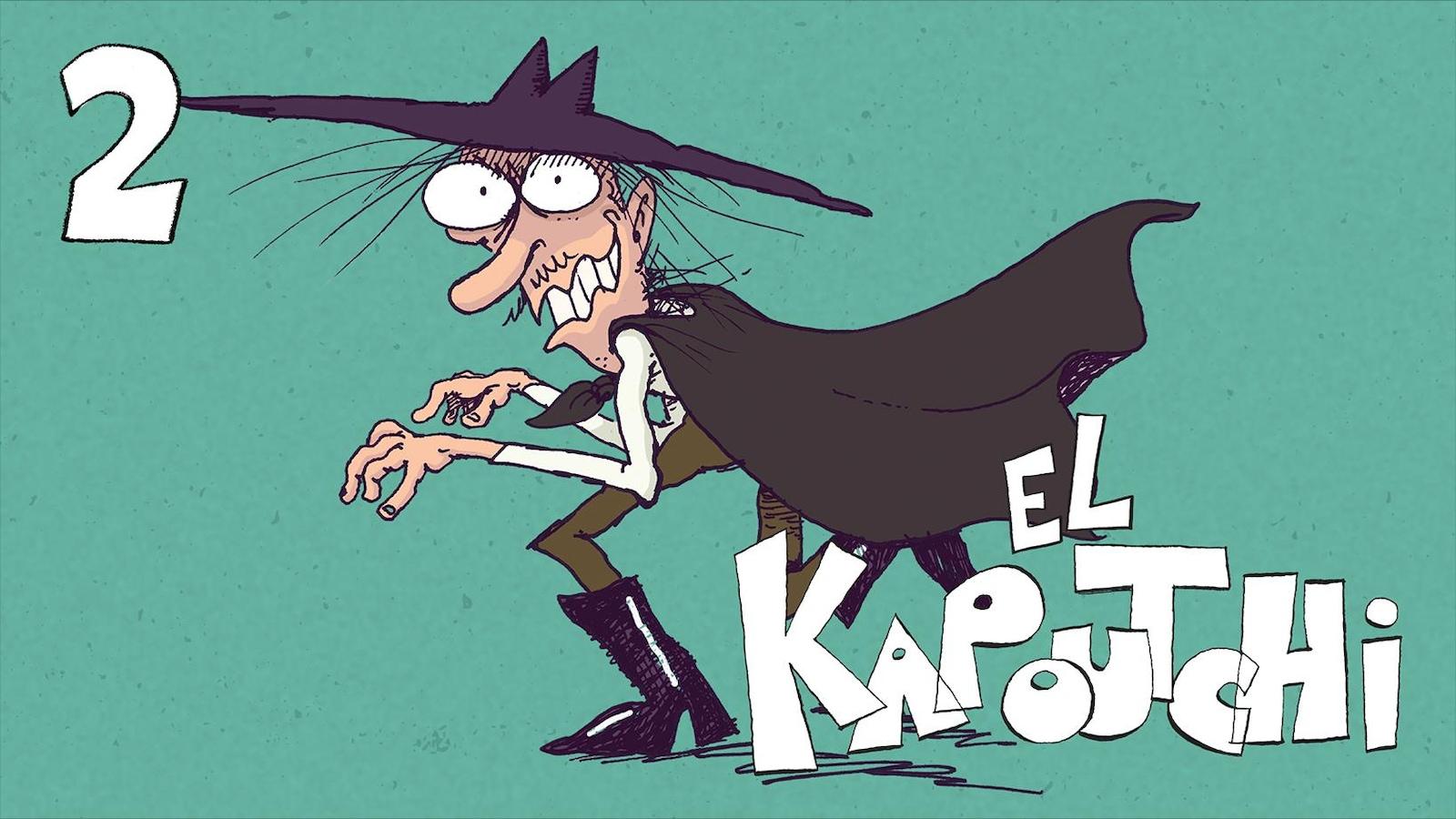 L'épisode Relâche du balado <i>El Kapoutchi </i>