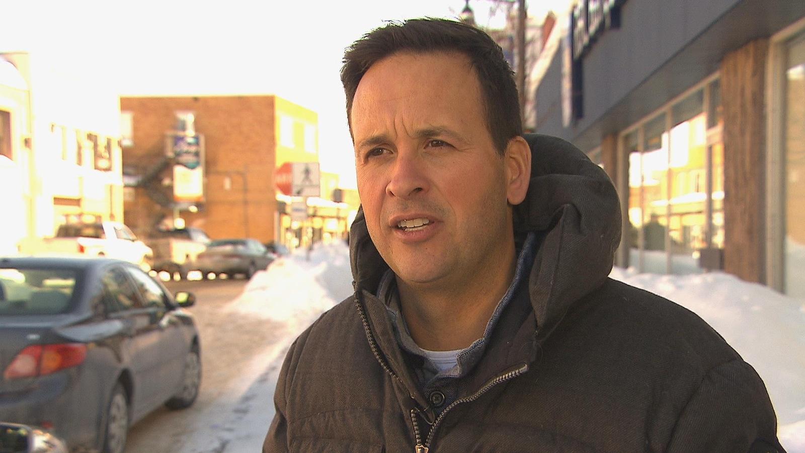 Alexandre Cloutier, porte-parole de l'opposition officielle en matière de communautés nordiques
