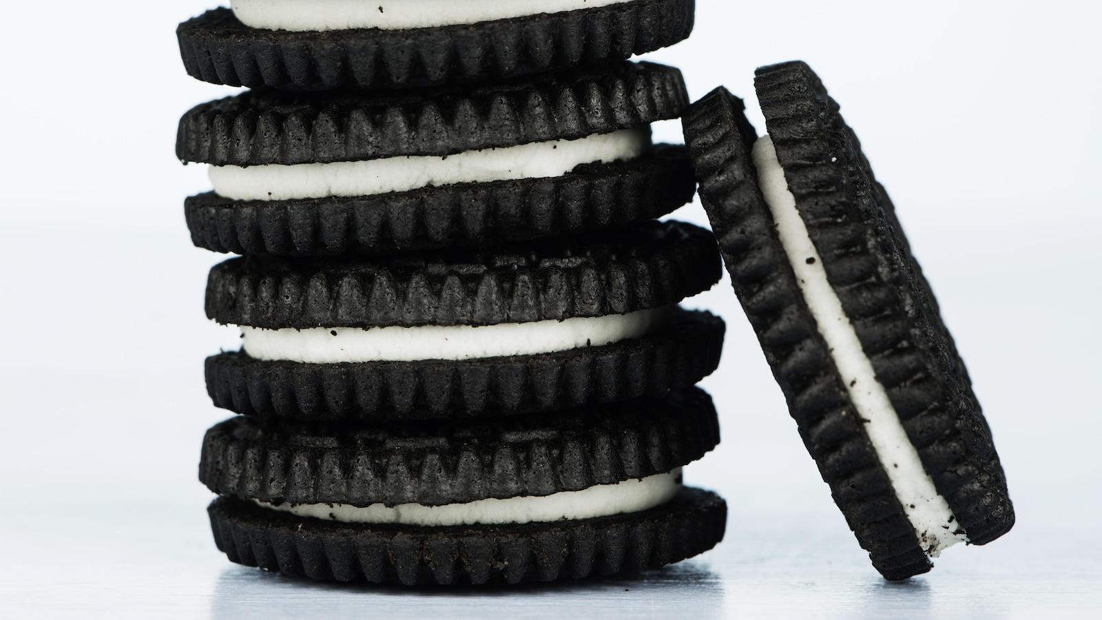 Des biscuits de marque Oreo