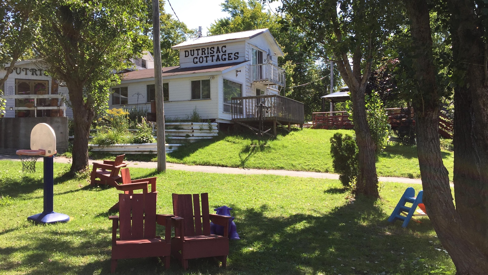 Le camping Dutrisac Cottages and Camping à Sturgeon Falls
