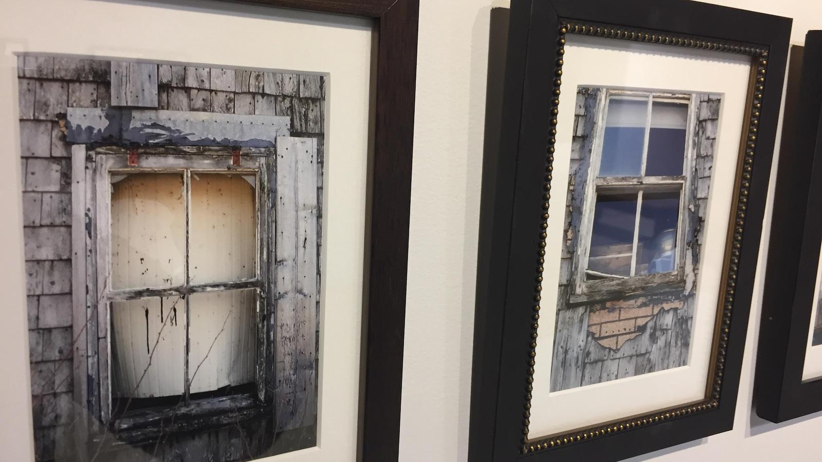 Photos tirées de l'exposition «Gaspésie Human Less, la trilogie»