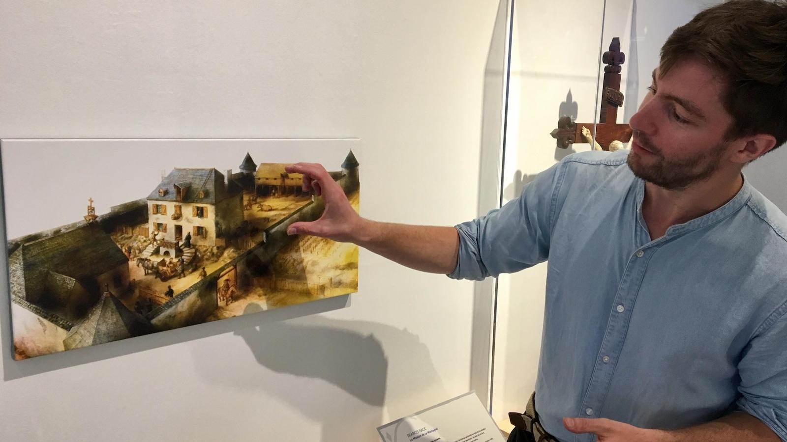 Le conservateur au département des biens mobiliers à Univers culturel de Saint-Sulpice, Jean Rey-Regazzi