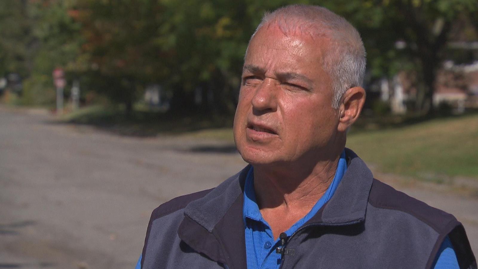 Gaston Vadnais, le frère de Christiane Vadnais, se dit déçu du rapport du coroner.