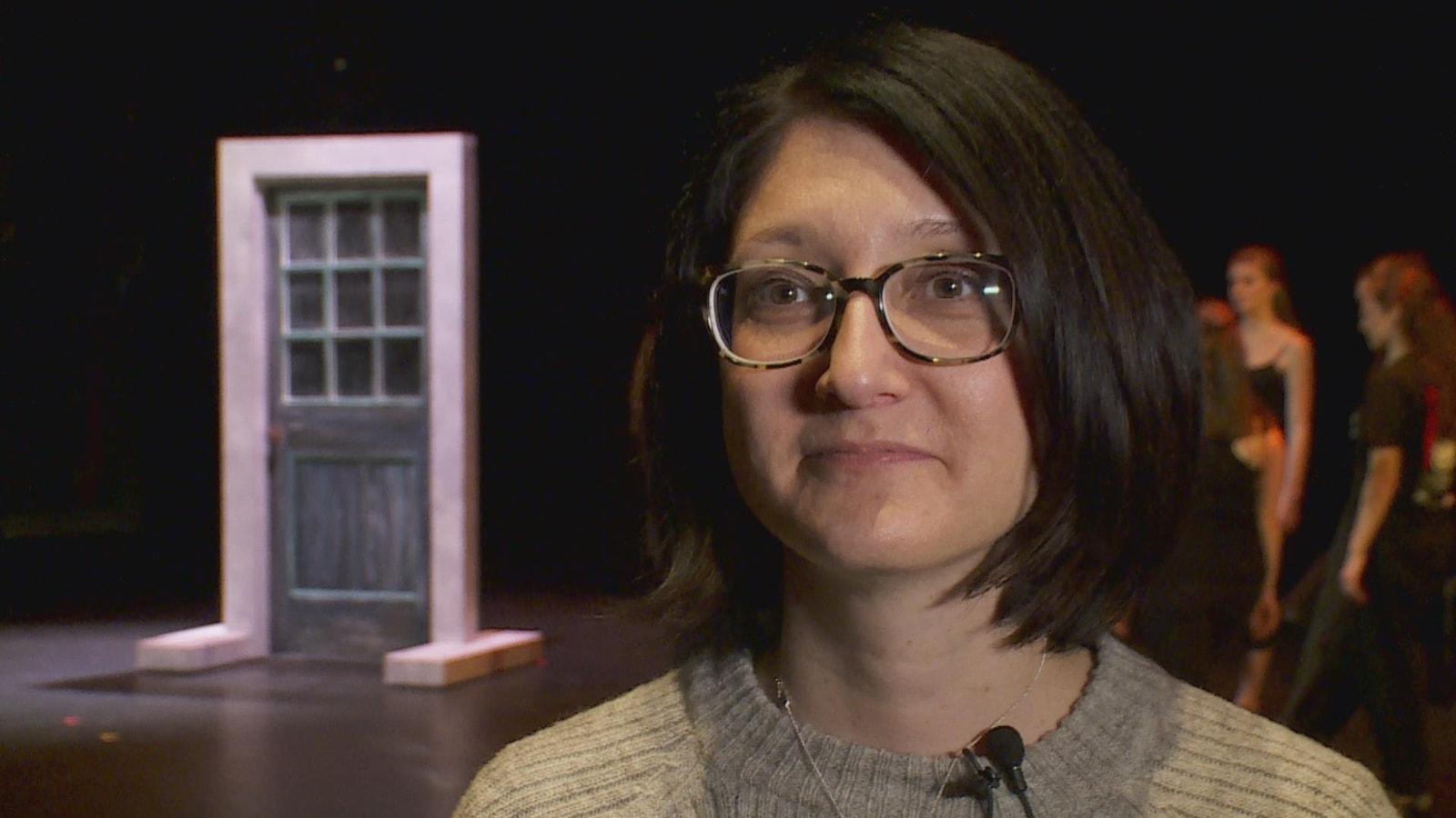 Isabelle Laurin est la directrice artistique de le troupe Zéphyr.